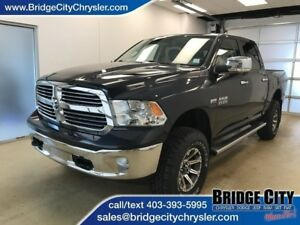 2013 Ram 1500 Big Horn- 4 Inch Lift, Brand New Tires!