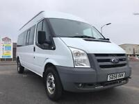 Ford Transit 15 seat minibus excellent condition 1 owner