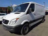 2010 Mercedes-Benz Sprinter Sprinter 2500 High Roof
