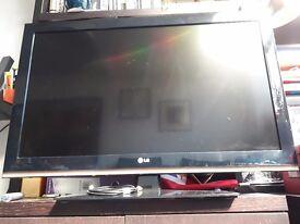 LG 37-inch widescreen Full HD 1080 LCD TV