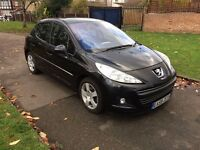 Peugeot 207 1.6 VTi Sport Tiptronic 5dr, AUTOMATIC, 6 MONTHS FREE WARRANTY, FULL SERVICE HISTORY