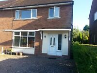 3 bed room semidetached house for rent in Knutsford