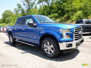 2015 lease back Ford F-150 XLT SPort crew cab