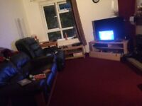 One bed flat in derby looking for exchange