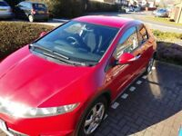 Honda Civic 2.2TDI New Clutch, 12Months MOT, Just Serviced, New Front Tyres, Great Condition