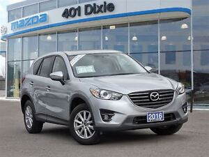 2016 Mazda CX-5 GS FWD at, Moonroof, Alloy Wheels, Blind Spot Mo