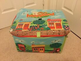 Happyland Toy Bundle with box