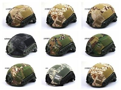 Army Tactical Series Airsoft Paintball Hunting Shooting Gear Combat Fast Helmet