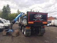 Grab hire LRM