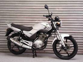 2010 YAMAHA YBR125 LOW MILES VERY CLEAN