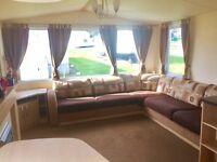 Static Caravan for Sale on Beautiful Sea View Park**Direct Beach Access**Eyemouth Near Haggerston