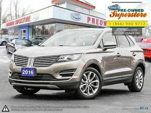 2016 Lincoln MKC Select>>>2.0L AWD, NAV<<<