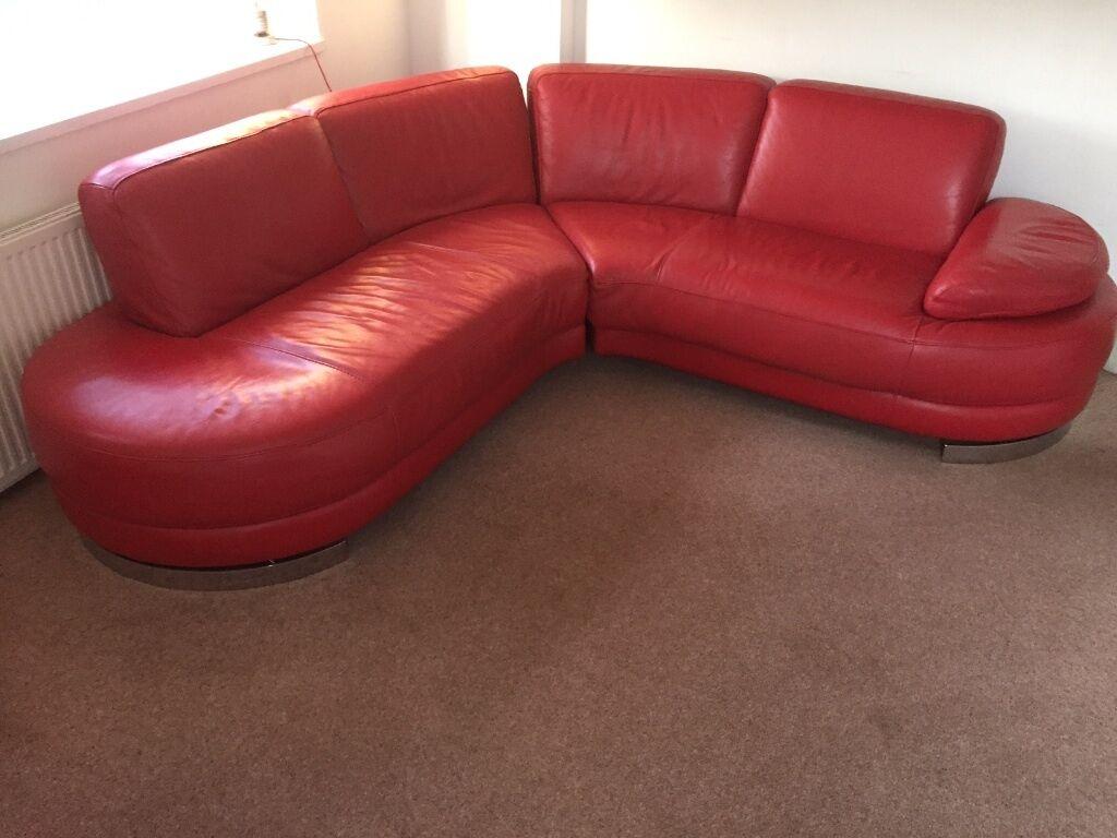 incanto leather corner sofa refil sofa. Black Bedroom Furniture Sets. Home Design Ideas