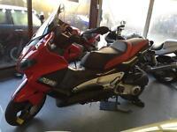 07 Gilera Nexus 250cc Sp "HURRICANE CAR & MOTORCYCLE SALES"