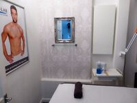 15% OFF-PEAK -MALE WAXING inc Intimate Brazilian and Hollywood for men-FACIALS -MASSAGE