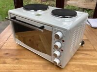 Ambiano oven with hob - Excellent condition