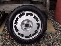 V.W Golf G.T.I Pirelli style alloy wheel