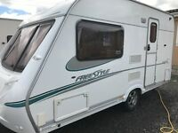 Abbey freestyle/400/2berth 2007 Awning px welcome