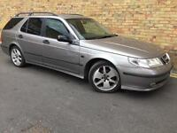AUTOMATIC SAAB 95 ESTATE - GORGEOUS LEATHER - SUPERB DRIVE