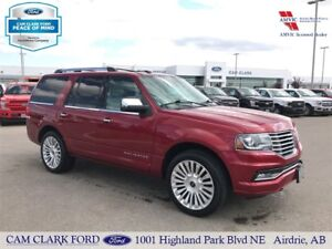 2015 Lincoln Navigator 4x4 [s-roof/3.5L ecoboost engine]