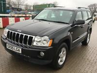 Jeep Grand Cherokee 3.0 CRD V6 Limited 4x4 5dr EXCELLENT CONDITION