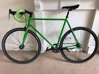 Feral Fixie Bike (57cm)