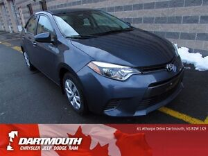 2016 Toyota Corolla LE/PWR OPTS/HTD SEATS/BLUETOOTH