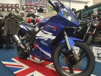 Daelim Roadsport R125cc fully upgraded **BARGAIN**