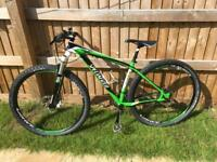 Specialized Carve 29er L Mountain Bike 2013/14
