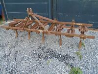 Ferguson spring tine cultivator. Fordson,nuffield,david brown.