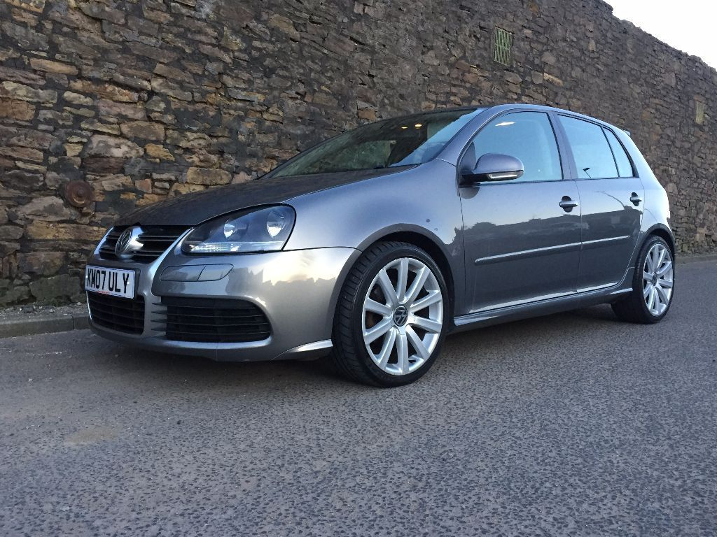 2007 vw golf 2 0 gt tdi gt sport 140 5 door r32 replica. Black Bedroom Furniture Sets. Home Design Ideas