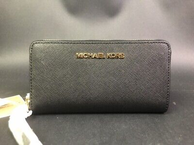 Michael Kors Jet Set Travel Large Coin Multifunction Phone Case Wallet Wristlet