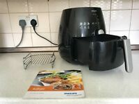 Philips HD9230/20 Viva Digital Airfryer - Black