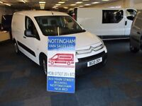CITROEN BERLINGO 1.6 HDI LOW MILES 3 Seater. 2010