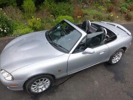Mazda MX 5 2003 ANGELS Limited Edition