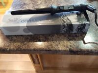 HerStyler Professional Curling Iron