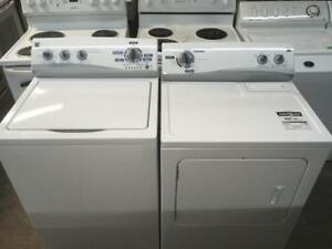 89-Laveuse Sécheuse Frontales KENMORE Frontload Washer Dryer