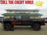 2014 Chevrolet Silverado 1500 Lifted Leather Loaded ''WE FINANCE