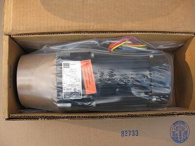 Bodine 42z5bfci-e2 Gear Motor 17 Hp 1 Phase 115230v 140170 Rpm 101 45 Lb-in