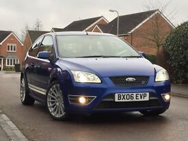FORD FOCUS ST, HPI CLEAR, 2KEYS, AUDI S3, GOLF R32, GTI, SEAT FR) FULL SERVICE HISTORY, PX WELCOME