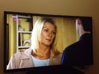TIBO 55-Inch FULL HD 1080P LED 3D TV, Built-in Freeview HD, Excellent condition