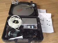 Telestar 5103322 HD Satelite receiver camping set