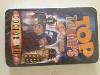 Dr Who Top TRUMPS Sealed Pack One from 2006