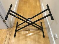 X frame Keyboard stand - brand new & boxed