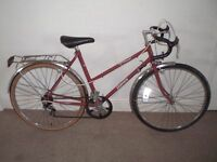 "Girls Classic/Vintage/Retro Dawes Princess (24"" tyres, 18.5"" frame) Racing/Road Bike (will deliver)"