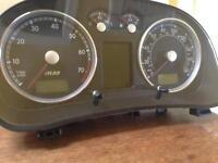 Volkswagen Golf MK4 R32 Full FIS Clocks with SKC Immo Code