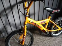 XFIRE BMX, FOR AGES 3 TO 8, NICE CONDITION, BARGAIN £15, CAN DELIVER
