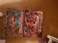 Warhammer boxed games