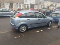 FORD FOCUS LOW MILEAGE VERY NICE DRIVES WITH CONDITION