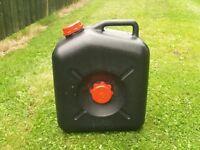 waste water drum